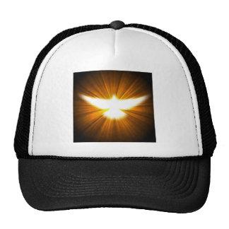 wings from heaven mesh hats