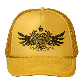 WINGS MESH HAT