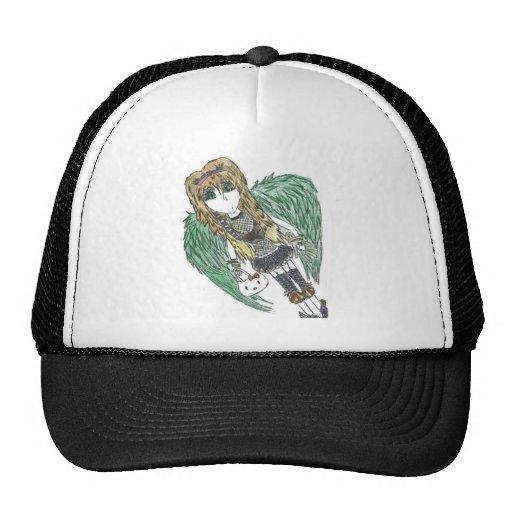 Wings Mesh Hats