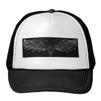 wings trucker hats