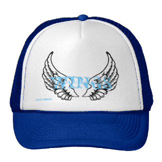 WINGS MESH HATS