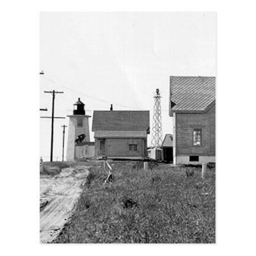 Wings Neck Lighthouse Post Card