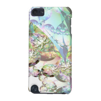 Wings of Angels – Celestite & Amethyst Crystals iPod Touch 5G Case