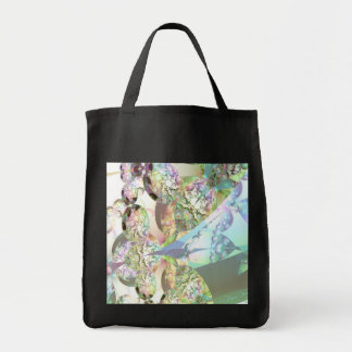 Wings of Angels – Celestite & Amethyst Crystals Canvas Bags