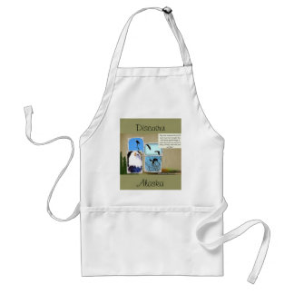 Wings Of Eagles Standard Apron