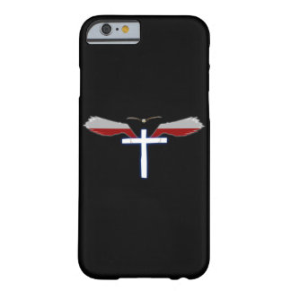 Wings of Holy Cross Barely There iPhone 6 Case