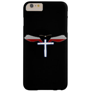 Wings of Holy Cross Barely There iPhone 6 Plus Case