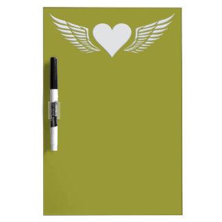 Wings of Love custom message board