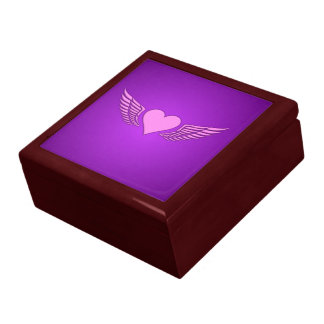 Wings of Love jewelry box, customize Gift Box