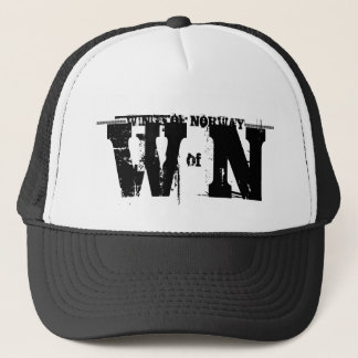 WINGS OF NORWAY- cap! Trucker Hat
