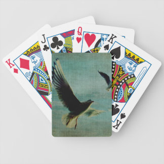 Wings over the World Bicycle Playing Cards