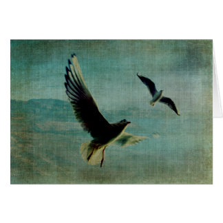 Wings over the World Card
