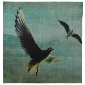 Wings over the World Napkin