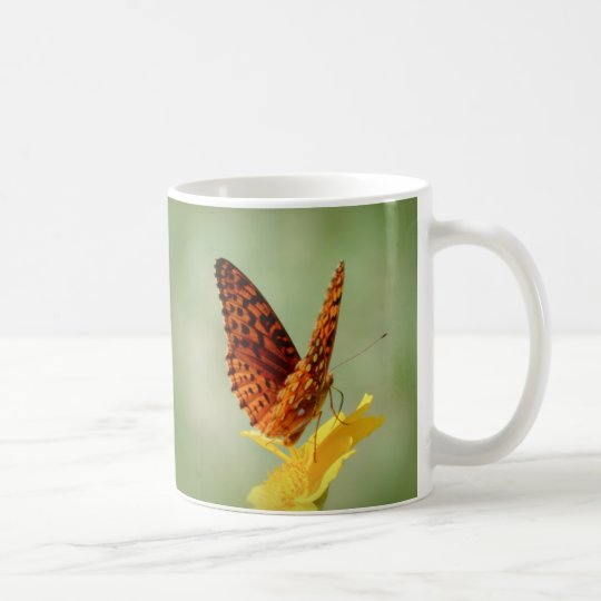 Wings Up - Butterfly Coffee Mug