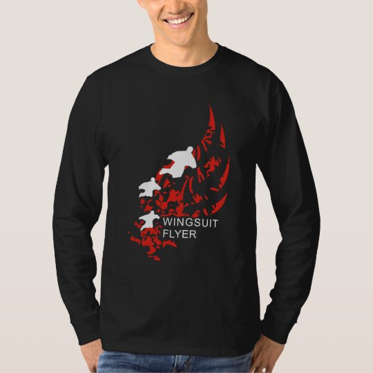 Wingsuit Flyer T-Shirt