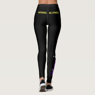 Wining Allowed/Carnival Leggings (Cust.)