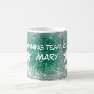 Wining Team 11 oz Classic White Mug