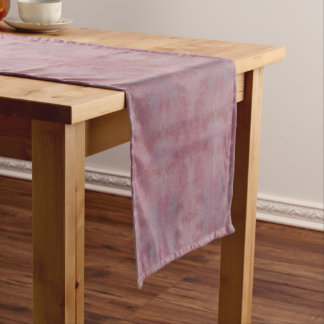 Wink of Pink Short Table Runner