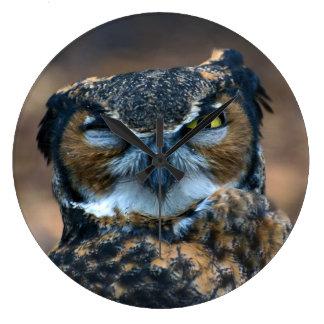 Winking Owl Clock