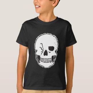 winking skull T-Shirt