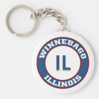 Winnebago Key Ring