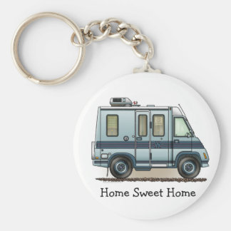 Winnebago LeSharo Camper RV Key Ring