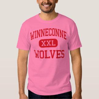Winneconne - Wolves - High - Winneconne Wisconsin T-shirts