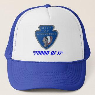 Winnemucca proud of it hat