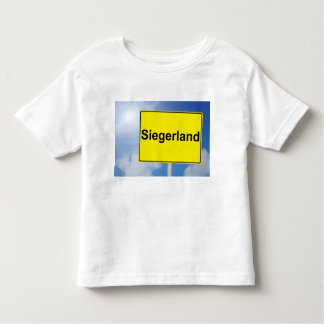 Winner country sign with sky background toddler T-Shirt