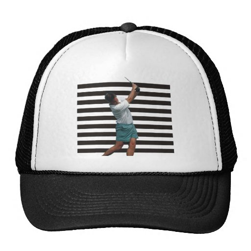 Winner dad transp golf theme hat