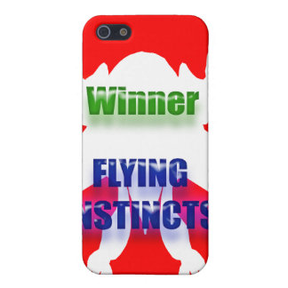 WINNER - Flying Instincts iPhone 5/5S Cases