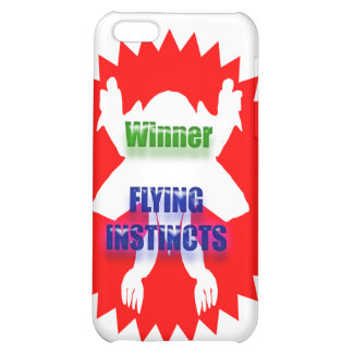 WINNER - Flying Instincts iPhone 5C Cover
