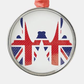 winner hands UK Christmas Ornament