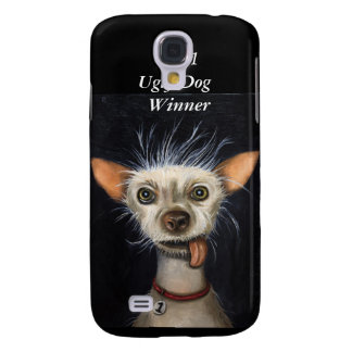 Winner of the Ugly Dog Contest 2011 Galaxy S4 Case
