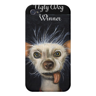 Winner of the Ugly Dog Contest 2011 iPhone 4 Cases