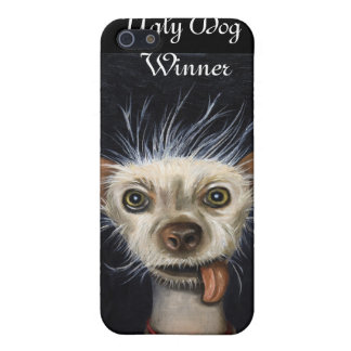 Winner of the Ugly Dog Contest 2011 iPhone 5 Case