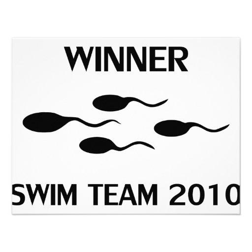 winner swim team 2010 icon invites