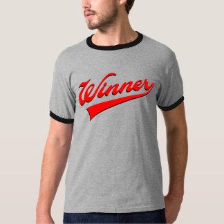 Winner (swoosh) t shirts