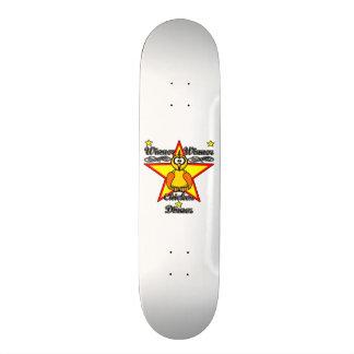 Winner Winner Chicken Dinner Custom Skateboard
