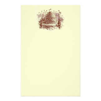 Winnie the Pooh Beehive Customized Stationery