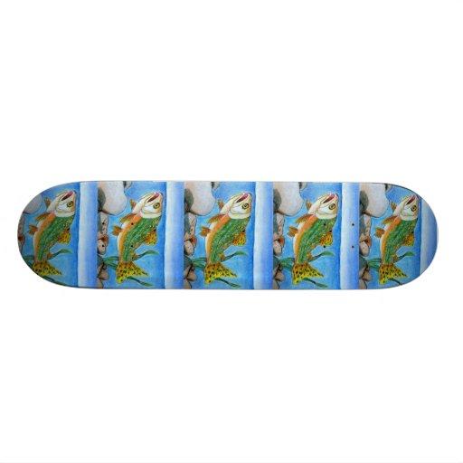Winning Art By A. Lee Grade 4 Skateboards