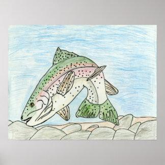 Winning art by  A. Sims - Grade 5 Poster