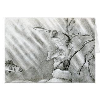 Winning art by  A. Steiger - Grade 10 Greeting Card