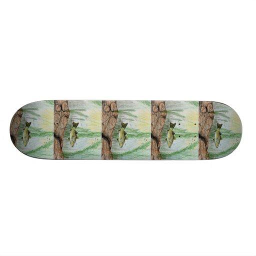 Winning Art By B. Selby Grade 4 Skateboard