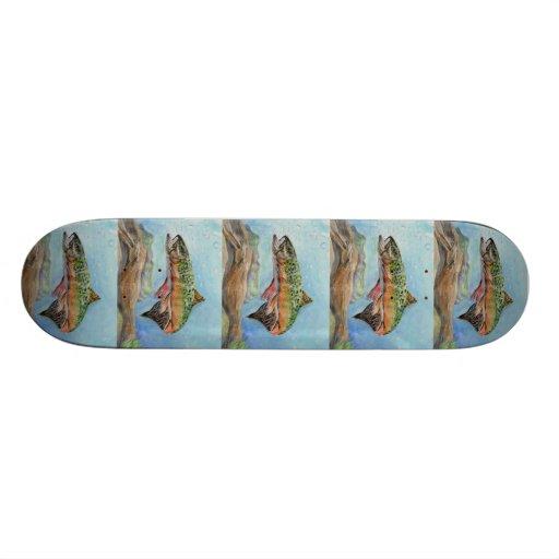 Winning Art By J. Choi Grade 9 Skateboards