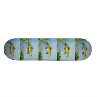 Winning Art By J Manns Grade 12 Skateboard