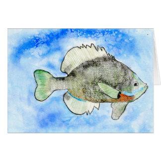 Winning art by  J. Seres - Grade 4 Greeting Card