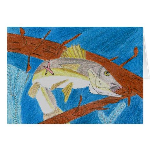 Winning Art By M. Gutierrez Grade 11 Cards