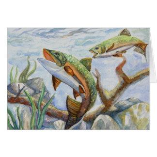 Winning Art By M. Yuan Grade 10 Greeting Card