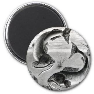 Winning art by  N. Bui - Grade 10 6 Cm Round Magnet